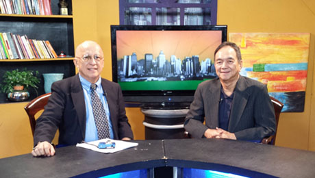 """Dr. Bibiano """"Boy"""" Fajardo talks about the traditional therapeutic uses of marijuana on 'Open House with Gerry Cornejo."""""""