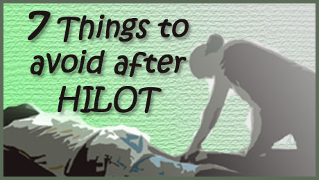 7 things to avoid after your Hilot session